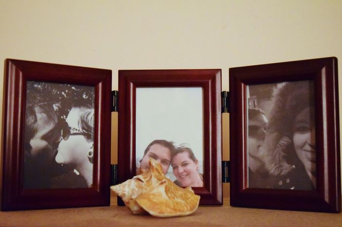"""A little frame I put together of my boyfriend and I. Unlike everyone else in my life who I've once called """"best friend,"""" he has never abanonded me when I needed him most, he's stuck with me through thick and thin. He is truly the Love Of My Life. Pictureframe Couple Boyfriend My Boyfriend And I  Memories Love Best Friends Nikond3300 Nikonphotography Nikonphotographer Amateurphotography Amateurphotographer  Photographylovers Teamnikon EyeEm Best Shots"""