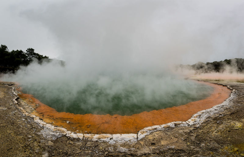 geothermal activity in new zealand Travel Beauty In Nature Day Environment Erupting Geology Geothermal Activity Geyser Heat - Temperature Hot Spring Landscape Mountain Nature New Zealand No People Non-urban Scene Outdoors Physical Geography Power In Nature Scenics - Nature Smoke - Physical Structure Steam Tranquil Scene Volcanic Crater Water The Great Outdoors - 2018 EyeEm Awards