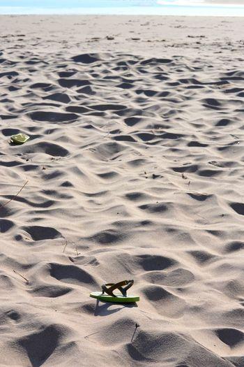 Adventure Beach Day Lakeshore Non-urban Scene Outdoors Sand Sandal