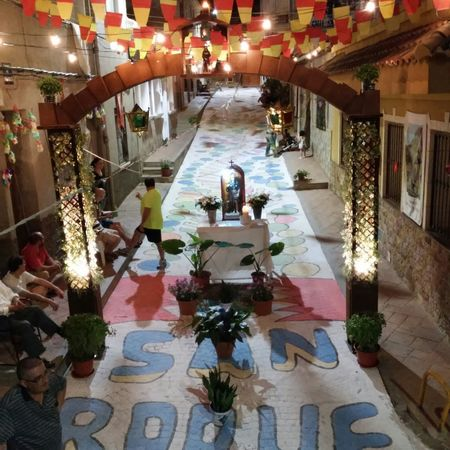 San Roque Traditional Costume Sound Of Life Holiday POV Escapada Relax FIESTASCALLOSADESEGURA Callosa De Segura Popular Photos