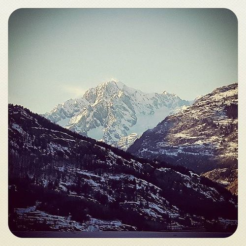 Il Bianco Monte da amare Mountains Nature Landscape Valledaosta Vda Valledaosta_city Valledaostaigers