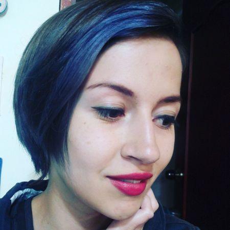 Hairpurple Love Moments Photoday Photo Myface Likeforlike Instagood Lesbian Lesbians