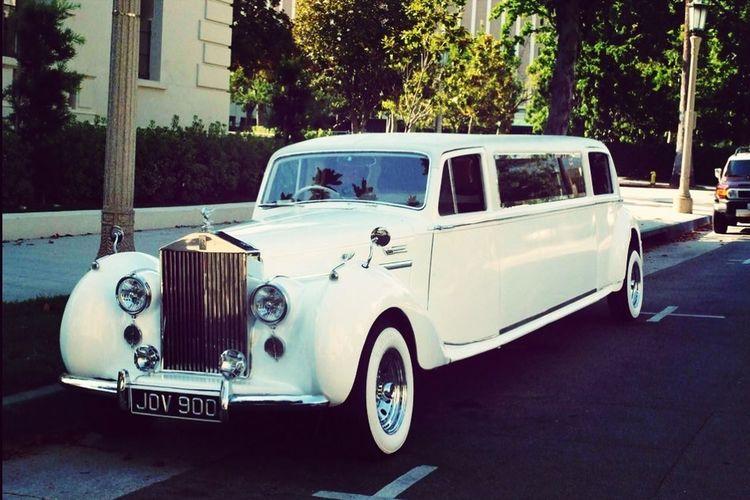 Rolls Royce Limo 1/1