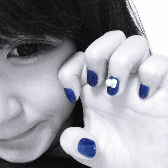 new nail \( ˆoˆ )/ Nail Self Nail Japanese Girl It's Me