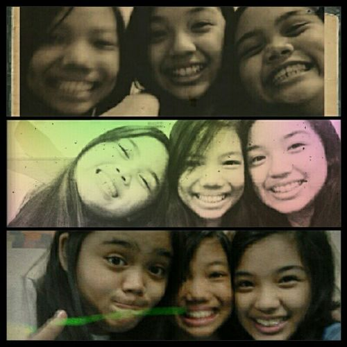 We had fun exploring my phone's Cam Apps. :))) There's more where that came from. :)) @heeennuh Bored LOL Awwyea