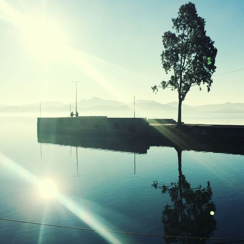 Relaxing River Riverside Sun Sunisshining First Eyeem Photo