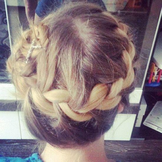 Проба пера от моей сестренка мне понравилось :D коса уиии
