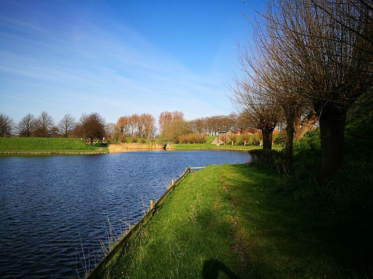 Water Nature Outdoors Beauty In Nature Rustic Style No People Dutch Canals Dutch Countyside Dutch Landscapes Dutch Landscape Dutch