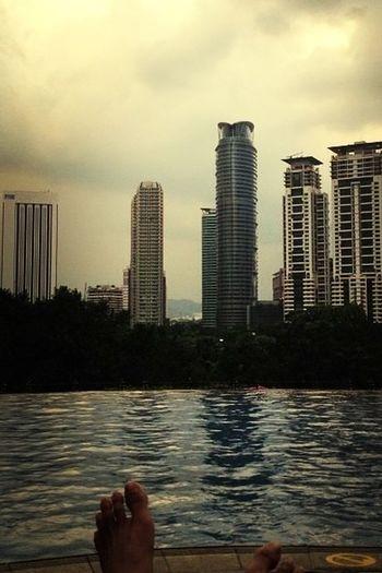 "Relax Time ""mandarin Hotel Of Kuala Lumpur"""