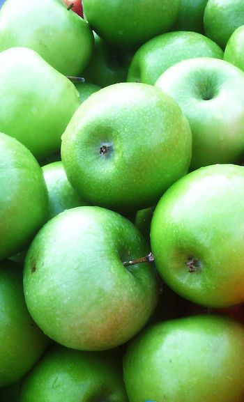 Green apple,
