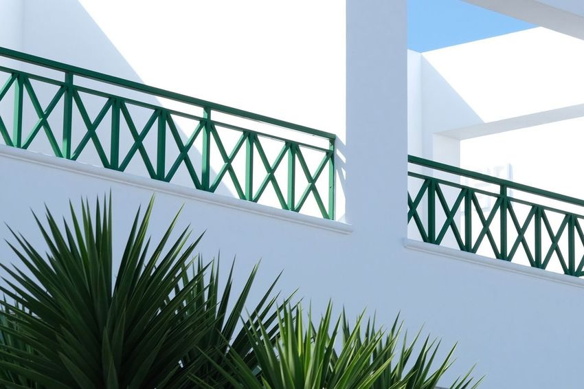 Archipelago Canary Islands Mediterranean  Villa De Leyva  White Building Architecture Building Exterior Built Structure Close-up San Bartolomeo White And Green