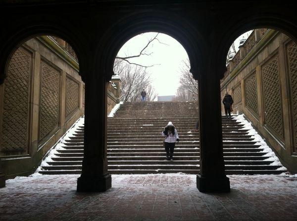 Bethesda Terrace Central Park EyeEm Best Shots Eye4photography  The EyeEm Facebook Cover Challenge NYC Winter