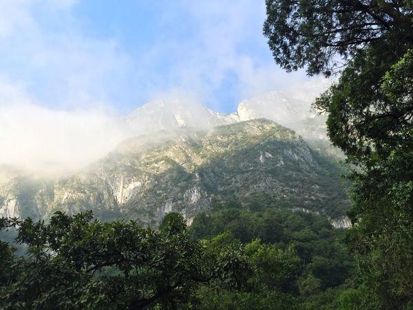 Sierra Madre 🌄 Summer15 Chipinque Sierra Madre Monterrey Nature Landscape