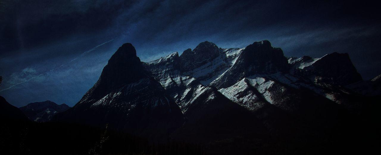 Landscape Mountain Mountain Addict Nature Outdoors Sky Snow