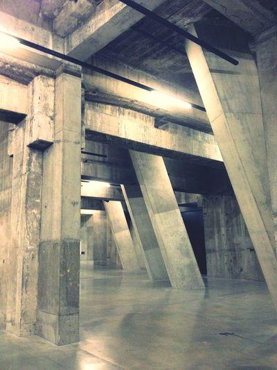 Tate Modern Tanks.. Concrete extravaganza!