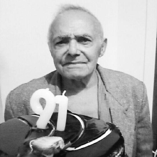 parabens vô tudo de bom, obrigada por tudo. te amo muito 91 anos