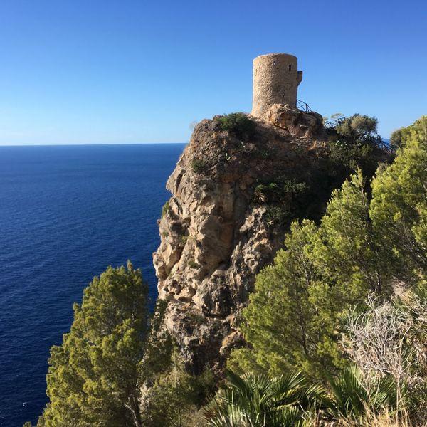 Mallorca #mallorca Nature Blue No People Sea Clear Sky Day EyeEmNewHere