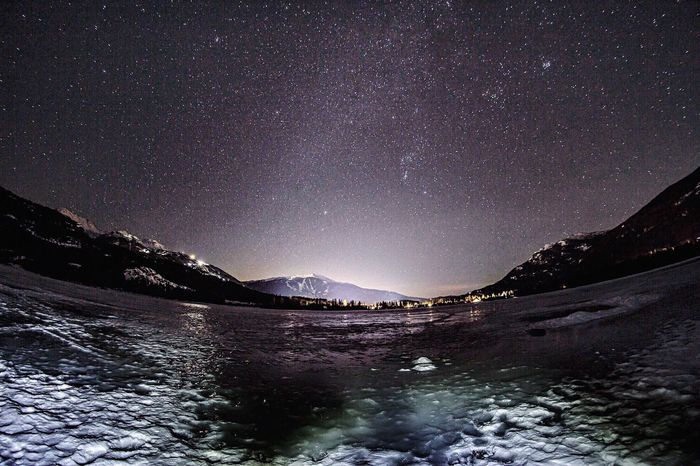 Night Star - Space Astronomy Milky Way Galaxy Space Water Sky Space And Astronomy Arts Culture And Entertainment Snow Mountain Lake Cold Temperature Scenics Outdoors No People Beauty In Nature Nature Glacier