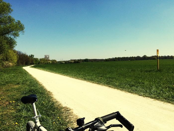 Enjoying Life Enjoying The Sun Ride The Bike Frühling Sunshine Relaxing Iponeography Eye4photography
