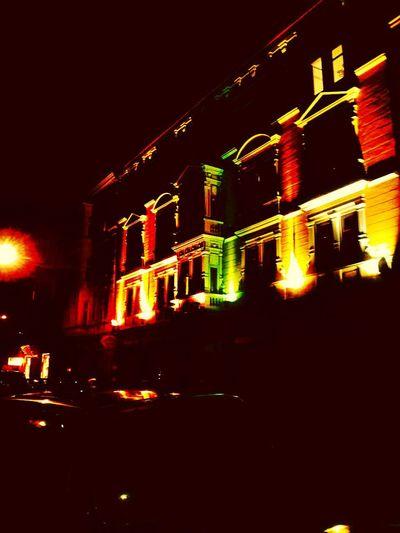 Innsbruck By Night Innsbruck Innsbrooklyn Loving Innsbruck Tirol Innsbruck Tyrol Ibk  Häuserfassade Fassade Fassaden