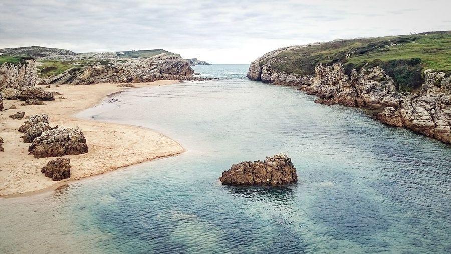 Sea Don't Jump Cliffs Acantilado Mar Cantabria Nature