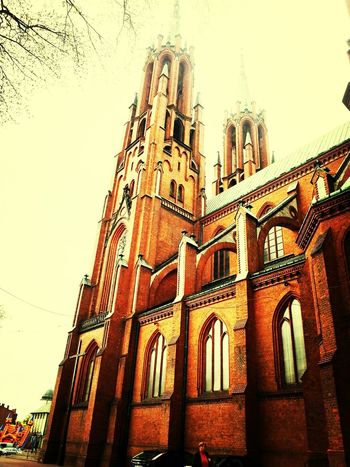 Żyrardów Poland Church Polska City Landscape Awesome Architecture Streetphotography In Poland Cityscapes Enjoying Life Discover Your City