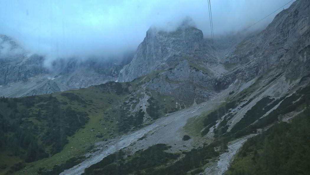 Dachstein glacier Styria Austria