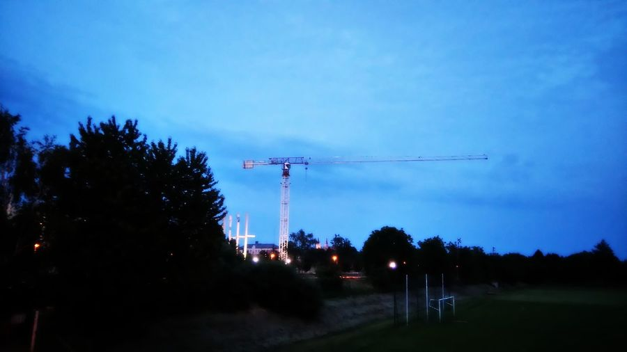 Made by Sony Xperia M4 Aqua Cityscape Cityscapes Clouds Construction Construction Site Day And Night Daylight Grass Lights Monument Night Nightscape Nightvision Photographer Photoshoot Pillars Sky Soviet Szombathely T-shirt Printing Tower Crane Tower Cranes