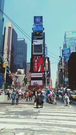 Portrait Of America Times Square NYC Times Square NYC New York City Busy Life Traffic Lights Travel Diaries NYC Photography NYC Street NYC LIFE ♥