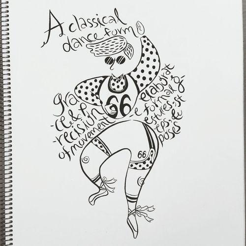Ballerino Pen Drawing Illustration Ballet Art #illustration #drawing #draw #tagsforlikes #picture #photography #artist #sketch #sketchbook #paper #pen #pencil #artsy #in
