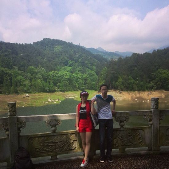 南岳 衡山 Hengyang Hengshan 累木了!