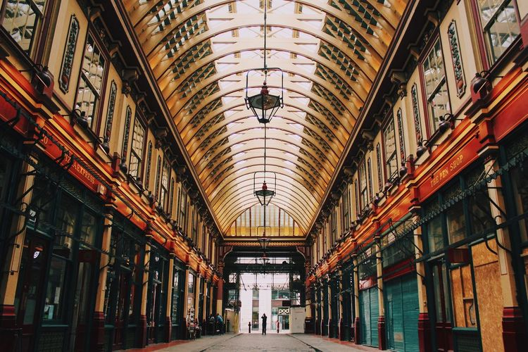 The Week On EyeEm London Lifestyle Travel Destinations London LeadenhallMarket Diagon Alley Architecture Indoors  History Built Structure Corridor No People Day City Walking Around Getting Inspired Discover Your City Visual Feast Streetphotography Old-fashioned Old Buildings Hello World The Secret Spaces Secret Places