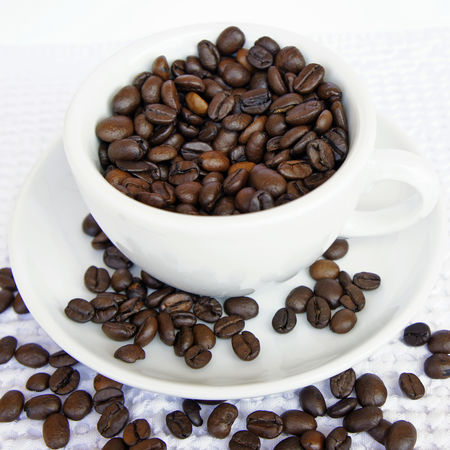 Brown Cappuccino Close-up Coffee - Drink Coffee Bean Coffee Cup Coffeebeans Cup Drink Espresso Food Food And Drink Freshness Group Of Objects Indoors  Latte Mocha No People Raw Coffee Bean Refreshment Roasted Roasted Coffee Bean Saucer Scented Table