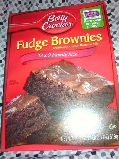Finna Bake Some Brownies