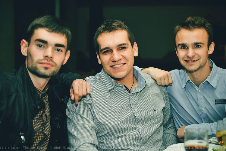 Friends Mans
