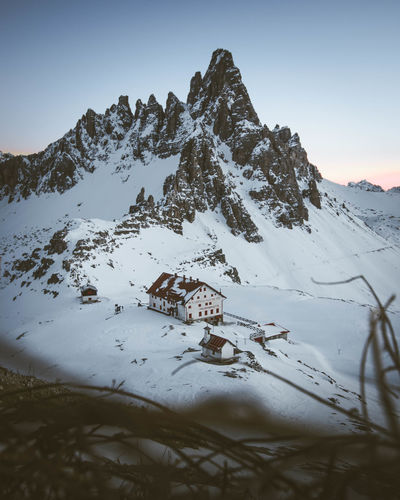 ↟ I like mountain huts, but mountain hut means tourism, tourism means a lot of people, and I hate people 😈 So, I love mountain huts when they're closed 😍 _ #adventuremenu #italianroamers #globetrotterde #mountainstories #mtn_folk #mountainorama #mountspirit #nomadict #outside_project #roamtheplanet #stayandwander #the_folknature #visualsofearth #visualshotz #wildernesstones #folkmoody #folkgreen #folksouls #ourmoodydays #dolomitiamo #dolomitiunesco #folkgood #modernwild #visitsouthtyrol #lifeinsouthtyrol #southtyrolian Sky