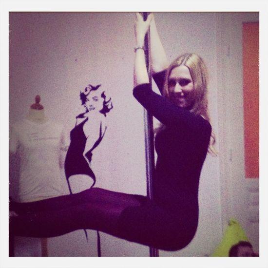 Pole Dance!