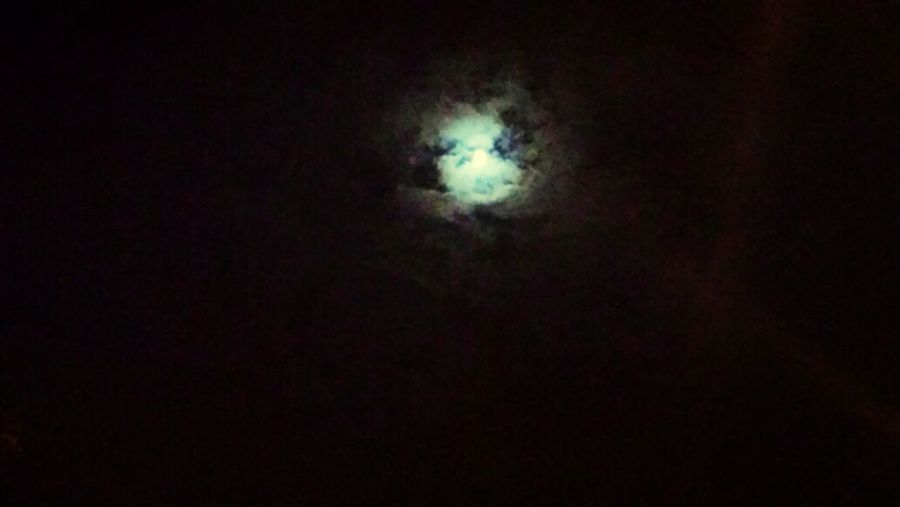 Moon over Huizen. Commuting Hanging Out Enjoying Life Photos