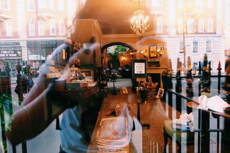 EyeEm Selects Self Portrait Sherlock Holmes Museum Reflection Photography That's Me London Portait Of A Woman Interior Design The Week On EyeEm Connected By Travel Postcode Postcards The Traveler - 2018 EyeEm Awards Summer In The City