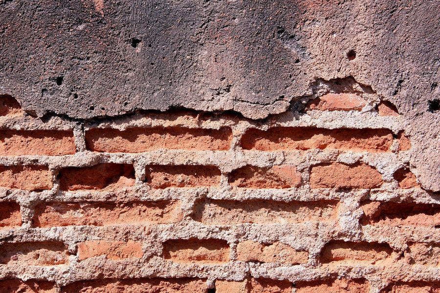 Red color brick wall with rupture in Thailand Wall Wall Background Red Brick Wall Brick Autumn Summer Home Old Wall Red Wall Structure Thailand Brick Background Healthcare Stone Cement Building Rural Cube Backgrounds Abstract Textured  Full Frame Pattern Ink Close-up Painted Image Paper No People Outdoors Day