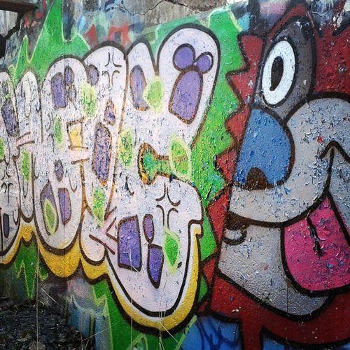 Syracusegraffiti Abandoned Stimpy