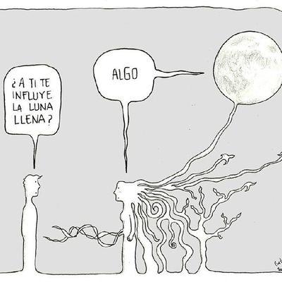 La mujer y la luna MujerSagrada