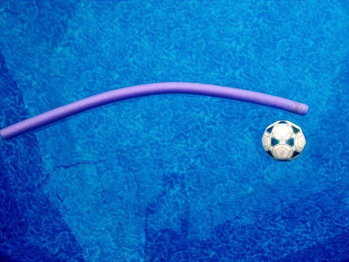 Pool Pool Time Blue Color Blue Water Agua Piscina Azul Cristalina