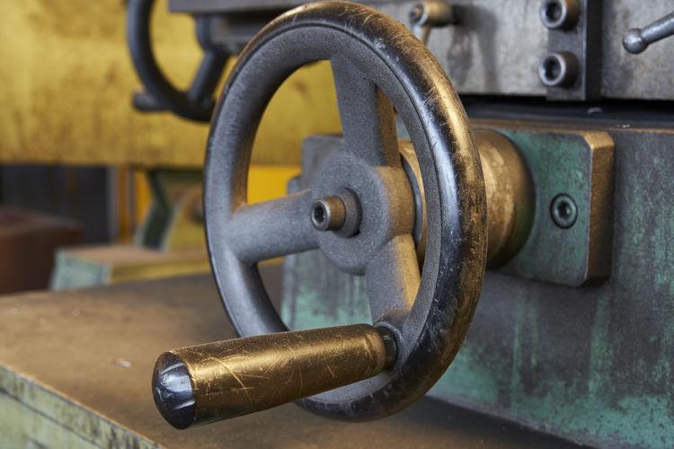 Close-up Day Equipment Focus On Foreground Handle Indoors  Iron - Metal Machine Valve Machinery Metal No People Rusty Shape Steering Wheel Technology Valve Wheel The Still Life Photographer - 2018 EyeEm Awards