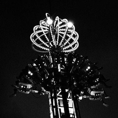 Theohiostatefair Coaster Columbusohio Nighttime Blackandwhite Bnw_society Bnw Insta_bw Bw Bw_lover Blackandwhitephotography Monochrome Bw_8524