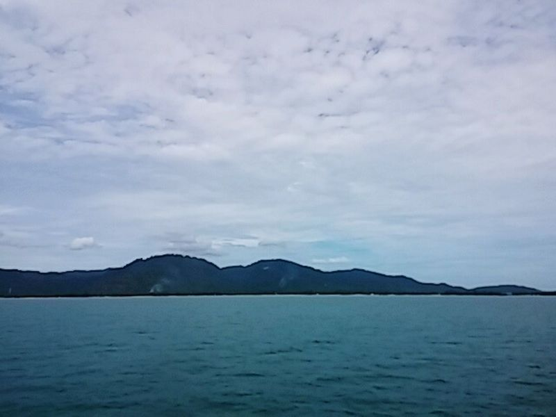 bye bye samui seeyou Enjoying Life Koh Samui Sky And Sea Suratthani Souththailand