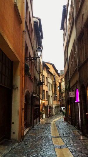 The Changing City Lyon Vieux Lyon  My City I Love My City Old Best City In The World Vscocam VSCO