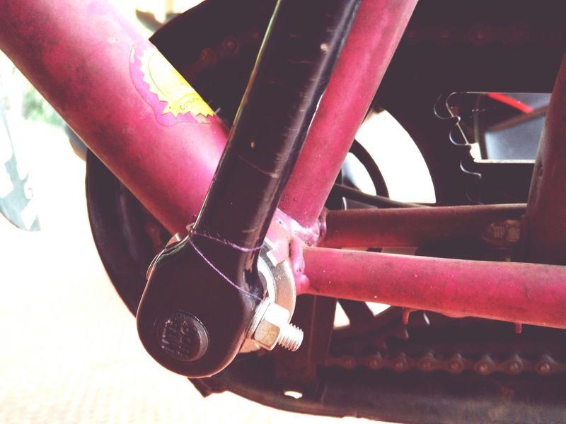 Cycle Peddle Mechanic Metal