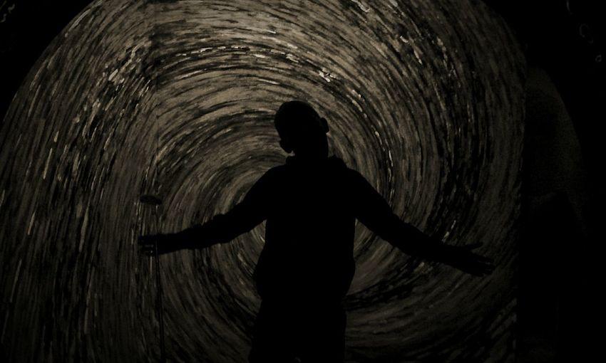 Learn & Shoot: After Dark Blackandwhite Photography Blackandwhite Black Taking Photos ArtWork Spiral Canonphotography Nocolour