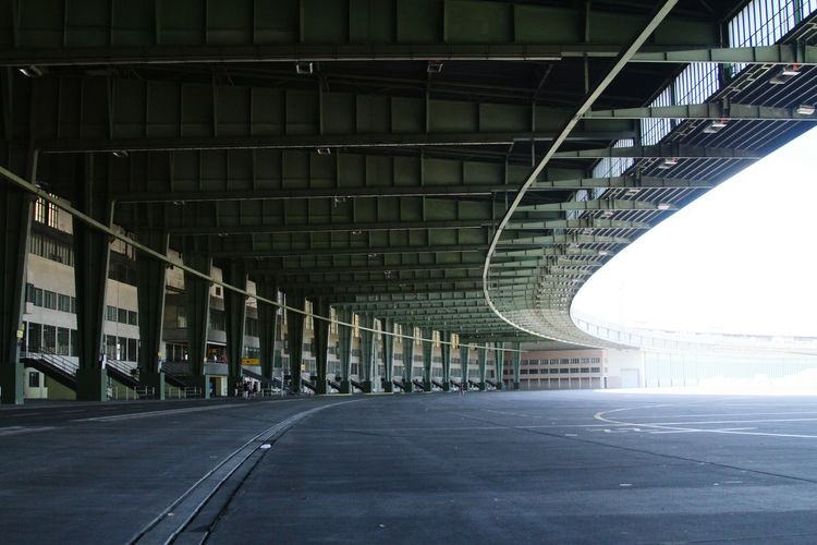 Tempelhof Tempelhofer Feld